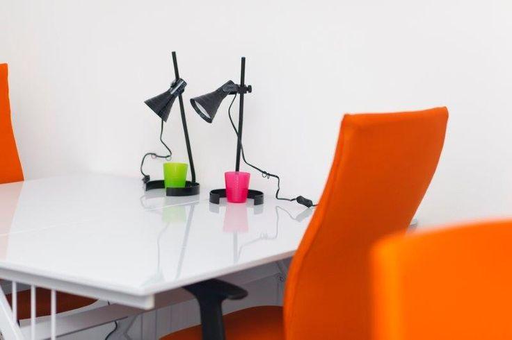 Office rooms - orange room