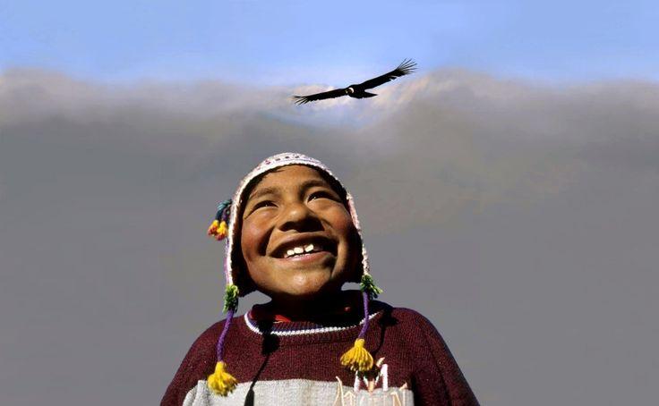 El Condor Pasa -  Original PERU