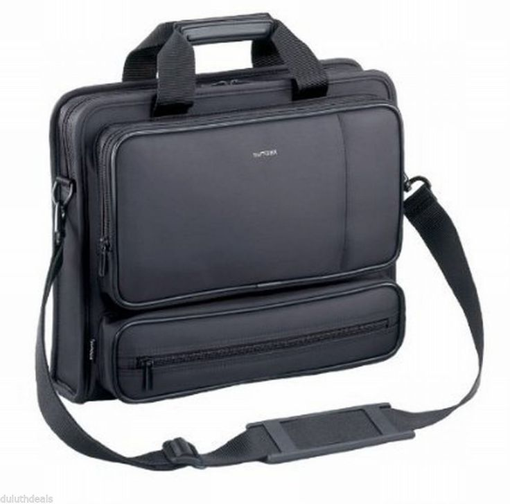Sumdex Classic Metrobrief Lite Computer Notebook Bag