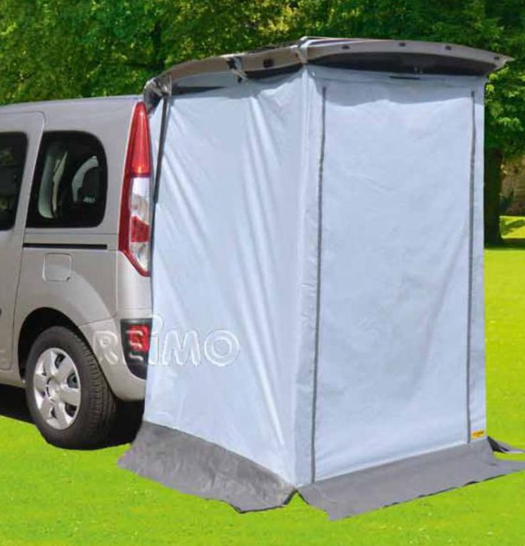 Reimo Vertic Cabin Tailgate Tent For Mini Campervans
