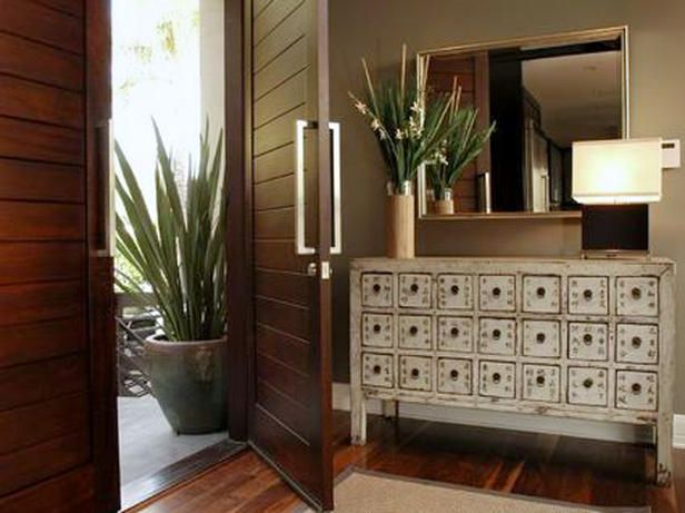 Card catalogues... possibly the best repurposed furniture ever.