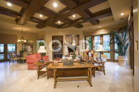 Spacious Living Room Premium Stock Photo Image 32012754 With