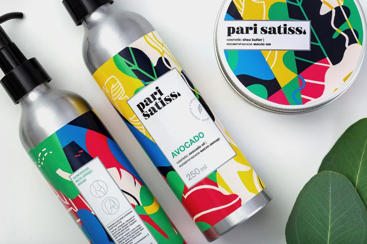 Pari Satiss on Packaging of the World - Creative Package Design Gallery