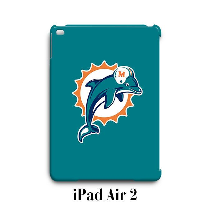 Miami Dolphins Old iPad Air 2 Case Cover Wrap Around