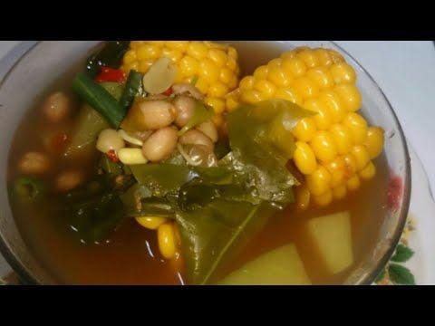 Cara Membuat Resep Sayur Asem Khas Sunda Istimewa Youtube Makanan Sayuran Resep