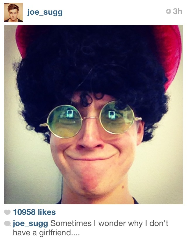 thatcher joe on Instagram - this is fabulous xx