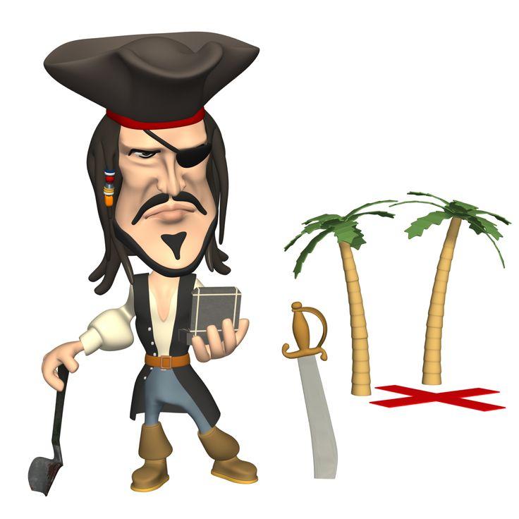 Пираты все анимированные картинки