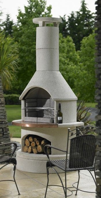 Outdoor fire place New Zealand Auckland Wellington Hamilton NZ