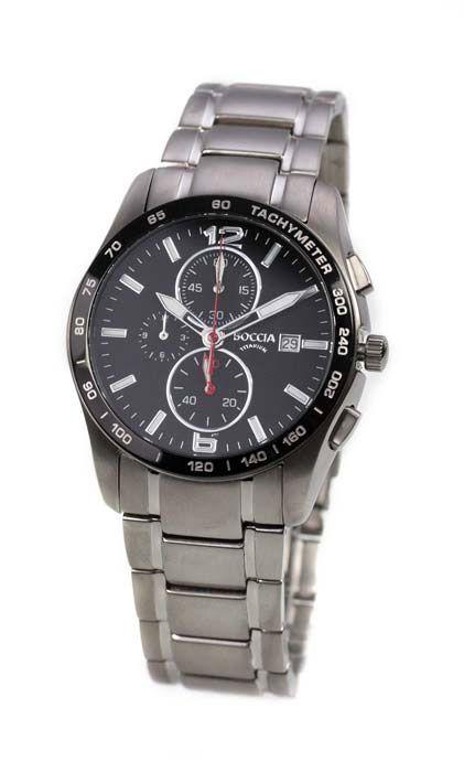 Boccia Armbanduhr  3767-02 versandkostenfrei, 100 Tage Rückgabe, Tiefpreisgarantie, nur 134,00 EUR bei Uhren4You.de bestellen