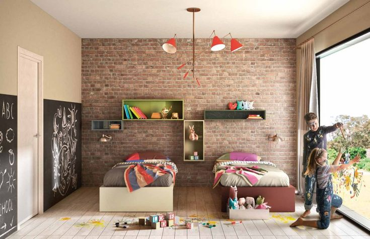 Lago KIDS - современный стиль детской комнаты #lagofurniture