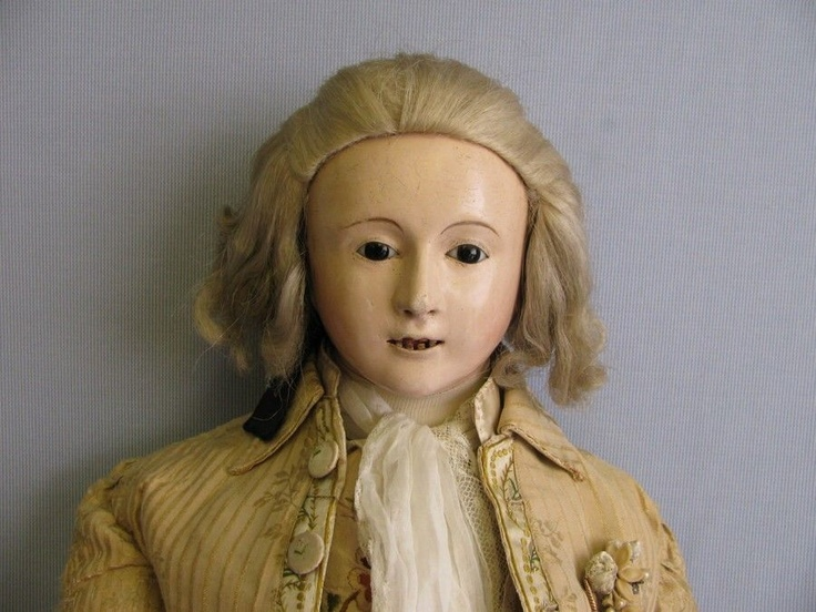 "32"" French Mozart Doll c1840 Andreas VOIT Papier-Mâché 18th C COURT GENTLEMAN: Mozart Dolls, Make Dolls, Vintage Dolls, Antique Dolls, Pretty Dolls, Antiques Dolls, Dolls C1840"