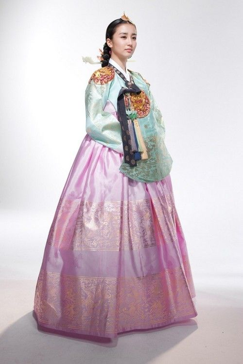 Korea traditional clothes  HANBOK