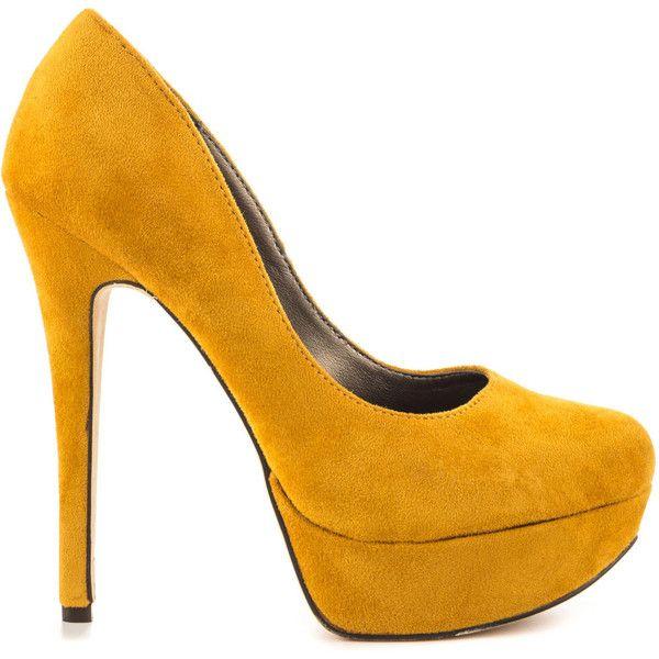 1000  ideas about Yellow High Heels on Pinterest | High heels ...