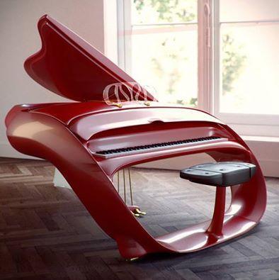 Ezen a zongorán már érdemes nagyon jól játszani.