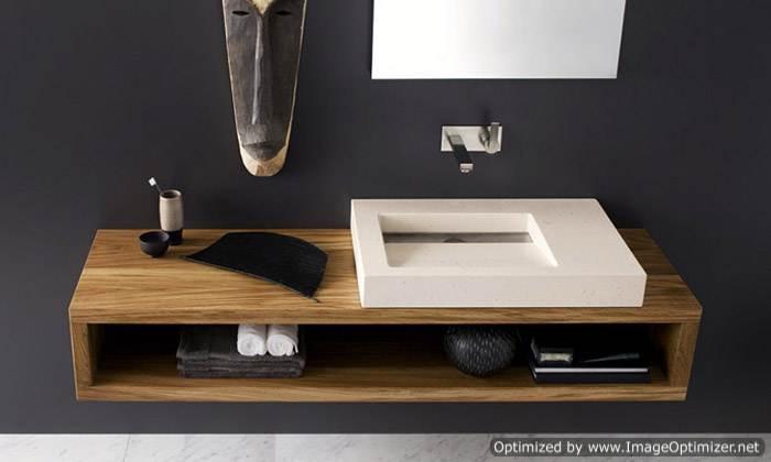 Neutra bathrooms Zen series brings man and nature - Modern Minimalist Home Design