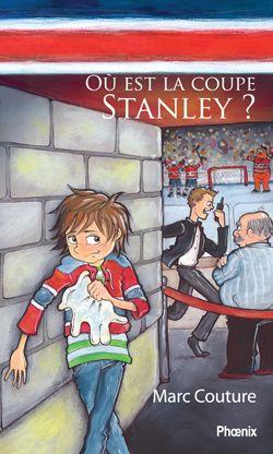 Où est la coupe Stanley, Marc Couture - roman 85 p.-Julien assiste à la finale des séries éliminatoires au Centre Bell. Contre toute attente son équipe préférée remporte la victoire. On déroule alors le tapis rouge et tous les partisans attendent impatiemment l'arrivée de la coupe stanley. Mais celle-ci demeure introuvable. Quelqu'un l'aurait-il volée ?