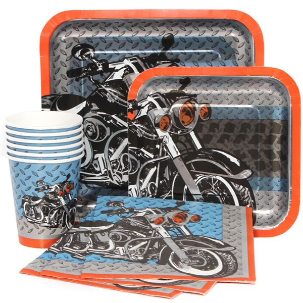 Biker Express Party Package for 8