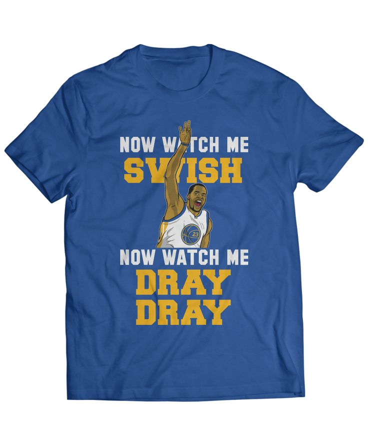 Draymond Green - Watch Me Dray Dray - Warriors