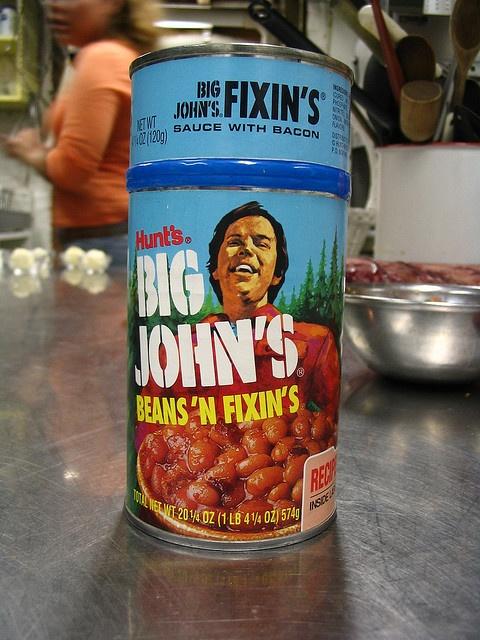 Big John's Beans 'N Fixins