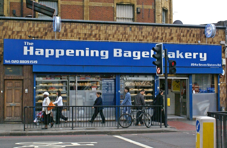 best bagels in London ~ pick up for crimbo breko