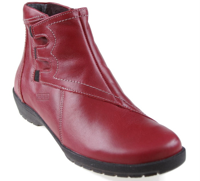 Step lite ankle boot