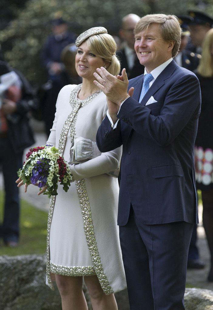 Queen Maxima and King Willem-Alexander visit Groningen and Drenthe
