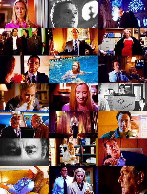 West Wing season 2-My 2nd favorite season.