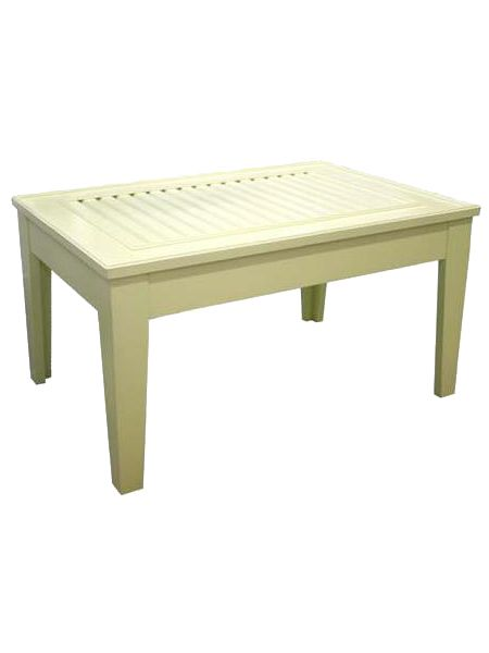 Cottage Home®   The Folly Beach Coffee Table Is A Cottage Style Coffee Table  With