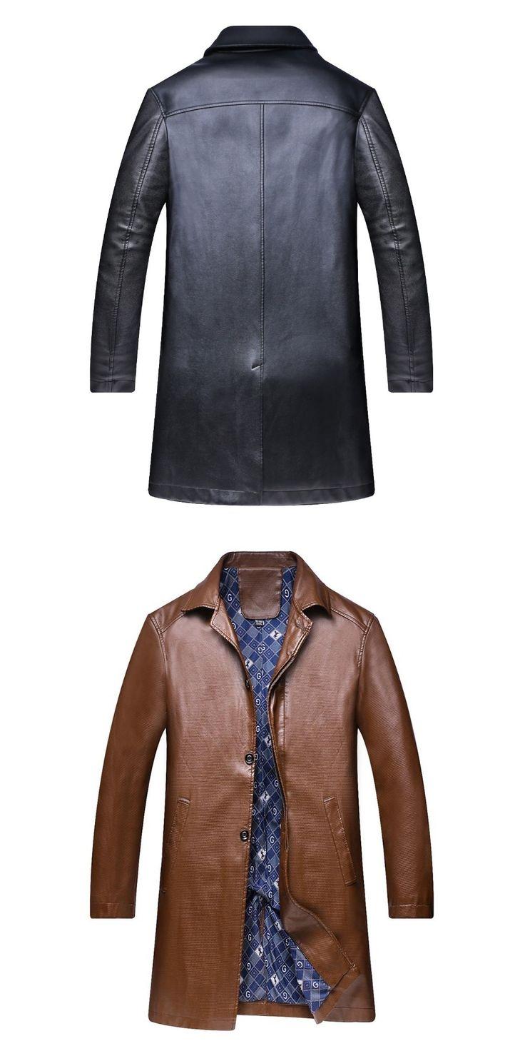 Grande taille 8 XLleather veste, Veritable En Cuir, Col en peau de Mouton, veste En Cuir hommes, hommes en vestes et manteaux