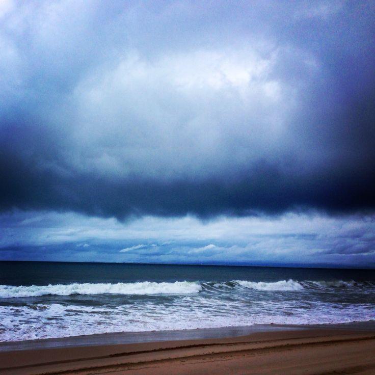Rainy day at bribie Island