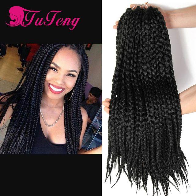 De 100 bsta box braids hair bilderna p pinterest box braids hair crochet hair extensions synthetic pretwist 3s box braids crochet braids jumbo senegalese twist pmusecretfo Gallery