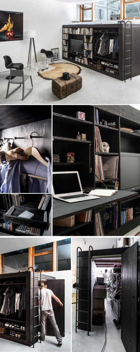 1000 images about container house plans and ideas on pinterest shipping containers cargo - Furniture for small spaces vancouver minimalist ...