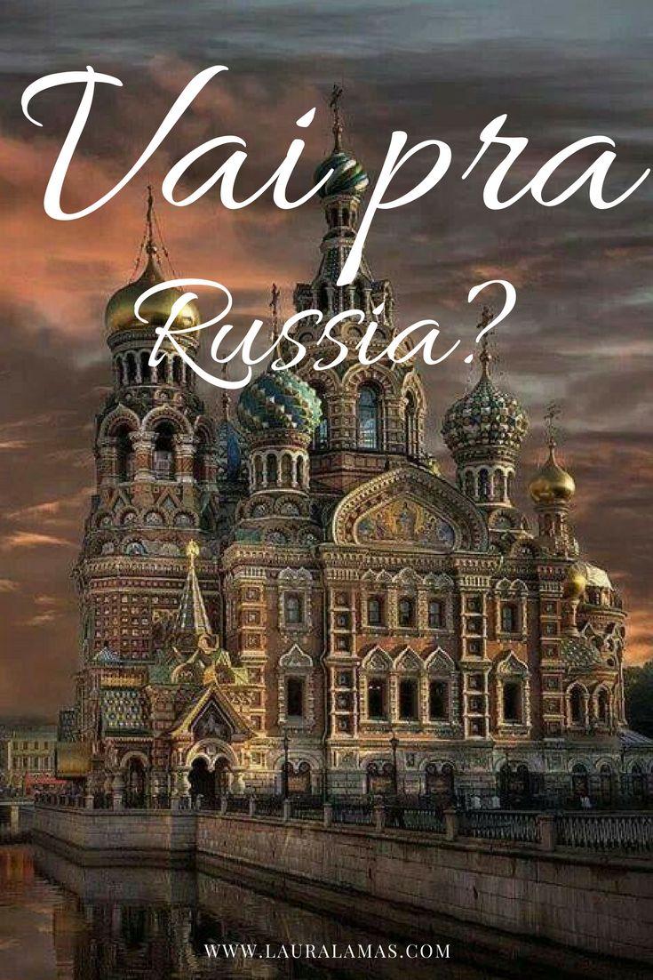 Como planejar uma viagem para Rússia - Parte 2