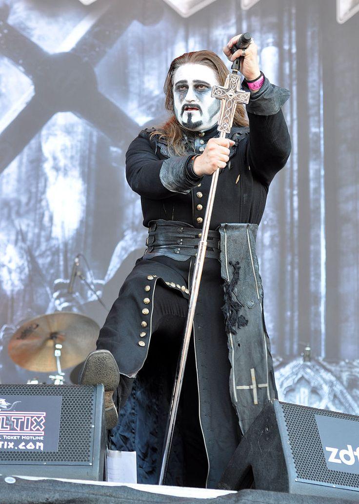 Powerwolf, Attila Dorn at Wacken Open Air 2013 04 - Powerwolf - Wikipedia, the free encyclopedia