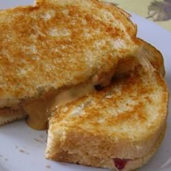 Grilled Peanut Butter and Jelly Sandwich Allrecipes.com