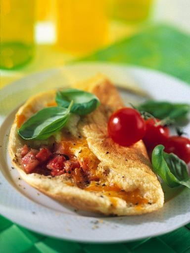 Recette Omelette paysanne, notre recette Omelette paysanne - aufeminin.com