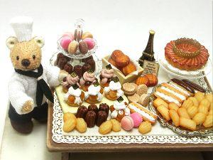 Oso con dulces parisinos ♡ ♡