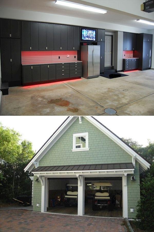Prefab Garage Interior Design Ideas Gallery Themed Bedroom Garages