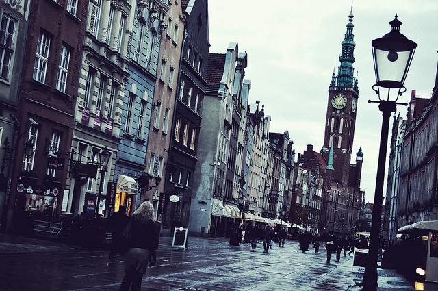 (Gdansk, Poland) Gdansk by izarag