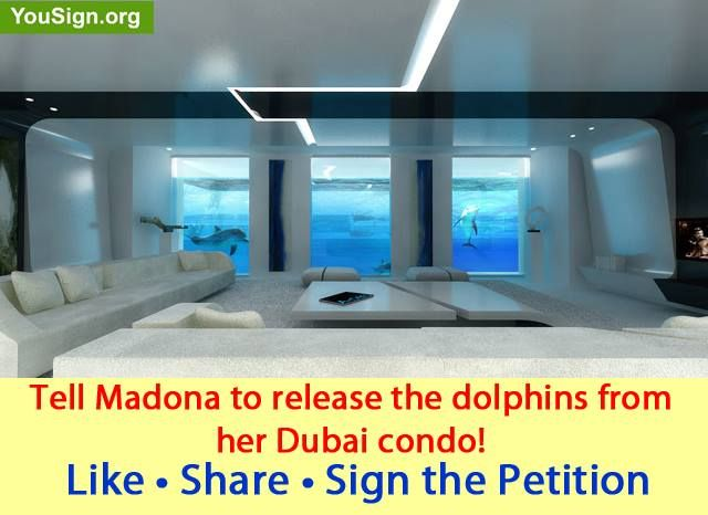 (2) World Wide Legal Action 4 Animal Rights http://www.yousign.org/en/madonna-condo