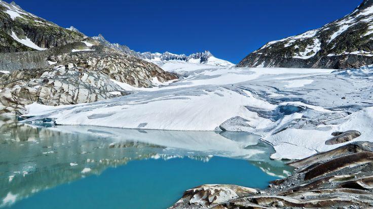 https://flic.kr/p/xGpsck   Rhône Glacier - Furkapass - Wallis - Schweiz