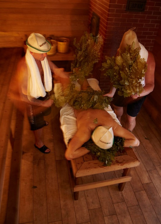 46 best Banya images on Pinterest  Spa Saunas and Steam room
