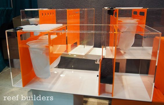 There's been a ton of new interest in better and improved sumps for reef aquariums over the last couple of years.There's been so many new sumps and designs introduced lately, we decided to put together this nice synopsis of how many companies are taking sump designs to the next level. After what seemed like a