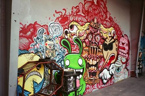 Graffiti #1