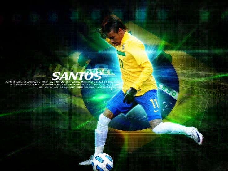 Neymar 2012 HD Wallpapers   Golden Pics