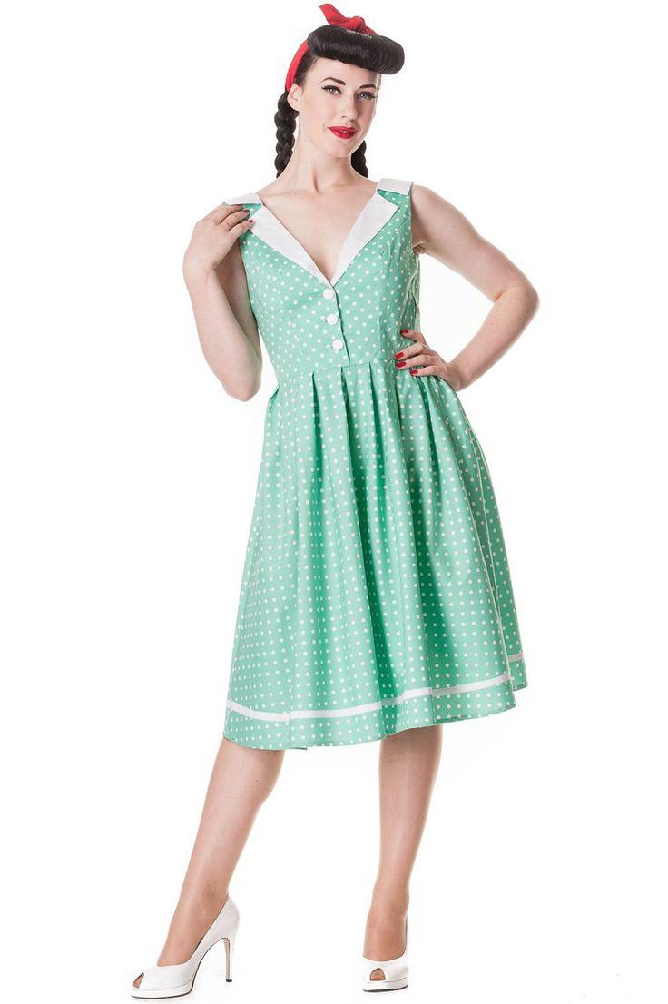 64 besten Retro Rockabilly Dresses Bilder auf Pinterest | Rockabilly ...
