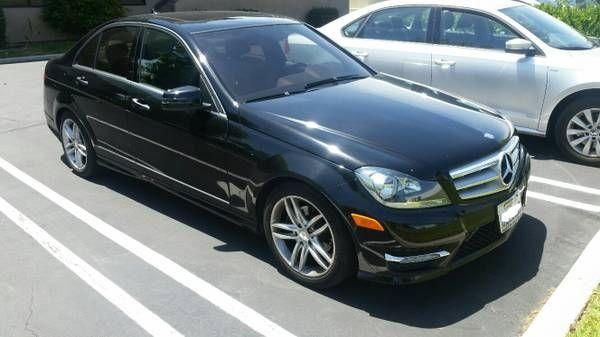 2012 Mercedes C250 Sedan / Luxury / 42k miles / Clean title