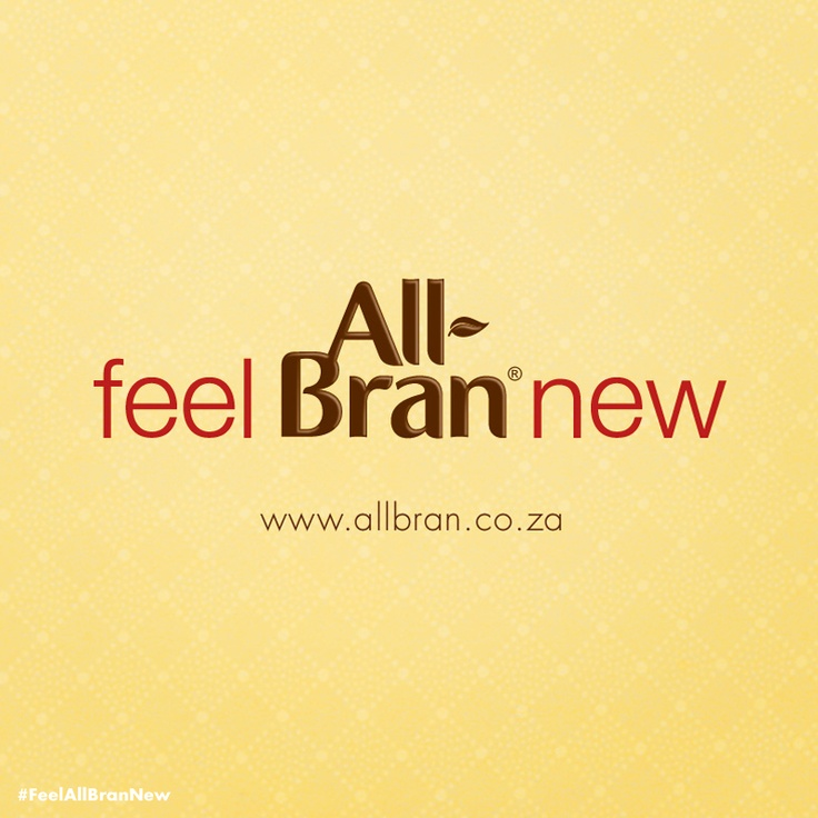 #FeelAllBranNew