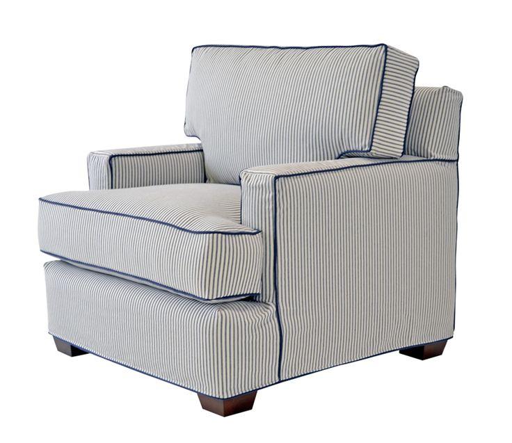 The New Yorker Chair. Luxury FurnitureCoastal