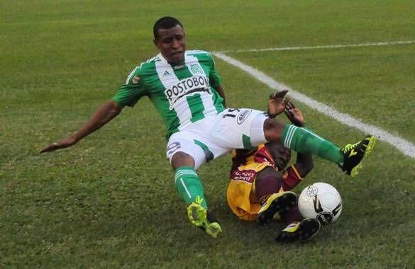 Tolima 4 Nacional 0 Liga Postobón 2013-I Fecha 10 | Noticias del Futbol Profesional - Liga Postobón | Futbolred.com